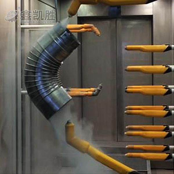 油气管道静电喷塑设备