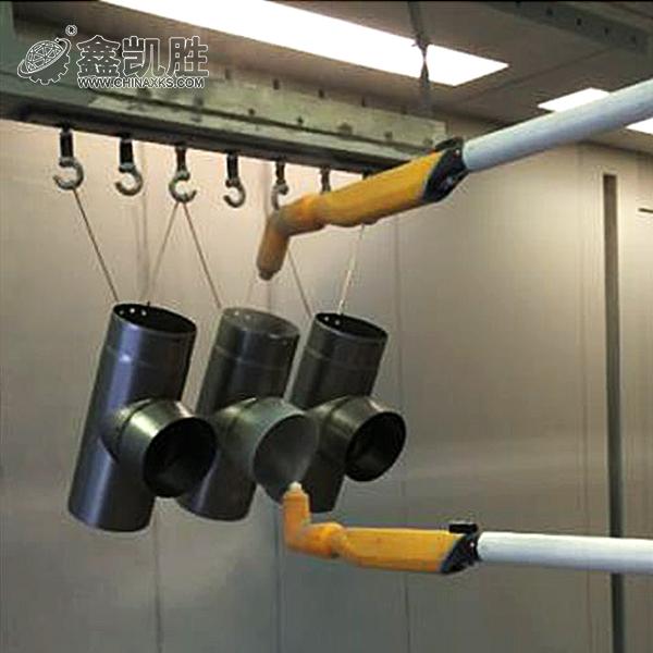 抽油烟机静电喷塑设备