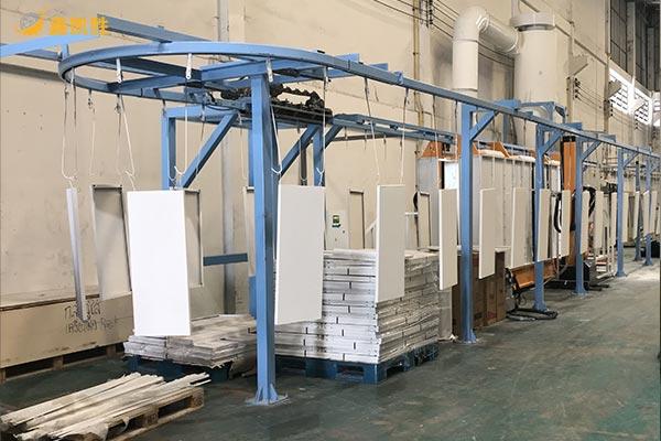 喷粉设备制造厂